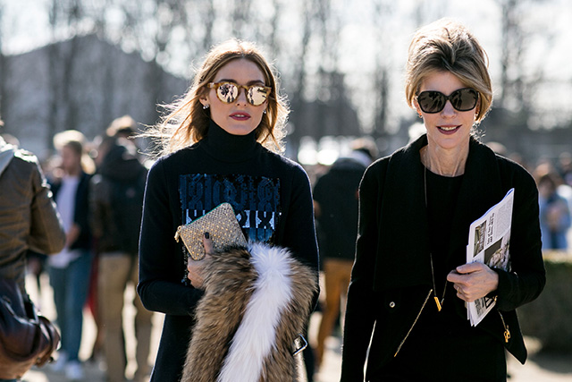 Paris Fashion Week AW15: Street Style Part 2