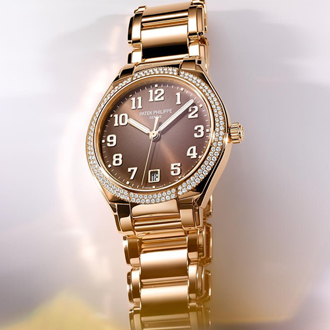 Patek Philippe debuts first women's watch in 20 years (фото 1)