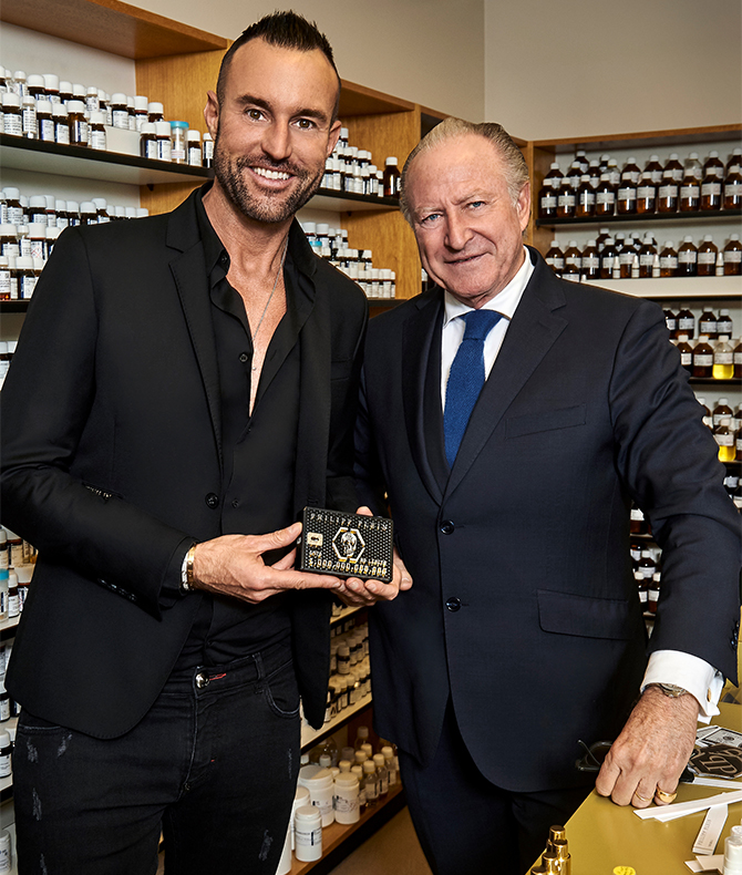 """I wanted to capture Philipp's unstoppable energy"" – Alberto Morillas on creating Philipp Plein's new fragrance, No Limit$ (фото 2)"