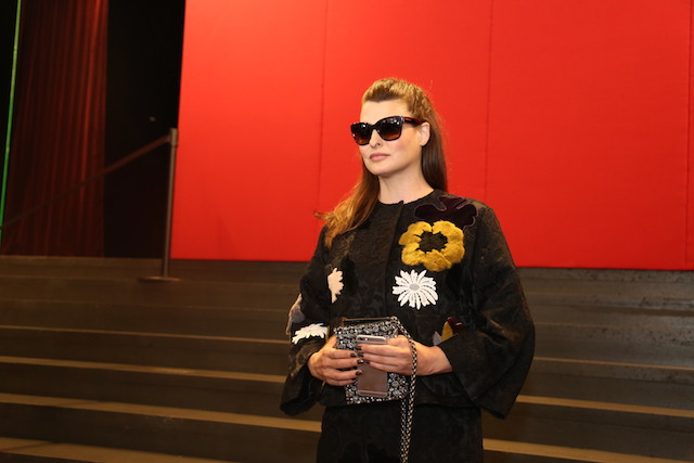Milan Fashion Week: Dolce & Gabbana Front Row (фото 1)