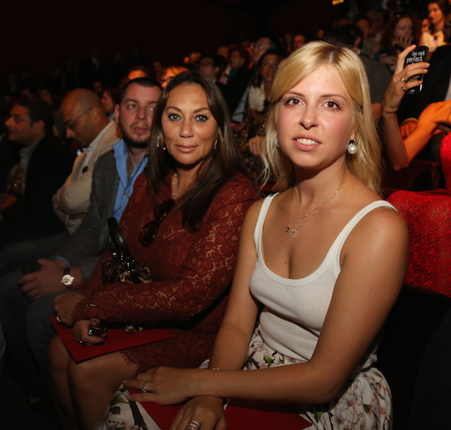 Milan Fashion Week: Dolce & Gabbana Front Row (фото 7)