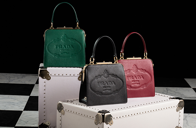 Prada Les Joyaux d'Orient collection for the Middle East