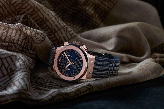 Hublot's Classic Fusion Italia Independent collection