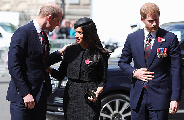 Here's what Prince Harry and Meghan Markle got up to today...