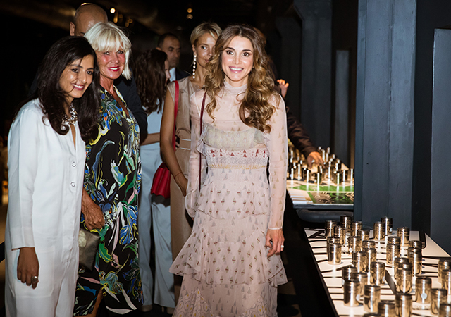 Inside Amman Design Week with Queen Rania (фото 4)