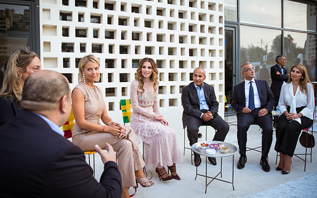 Inside Amman Design Week with Queen Rania (фото 2)