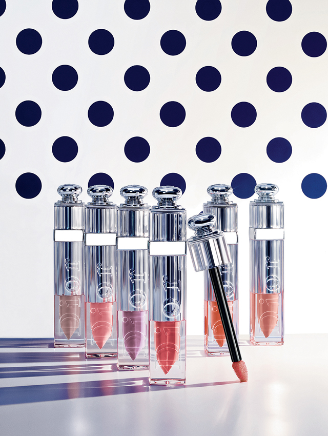 Dior Milky Dots makeup collection