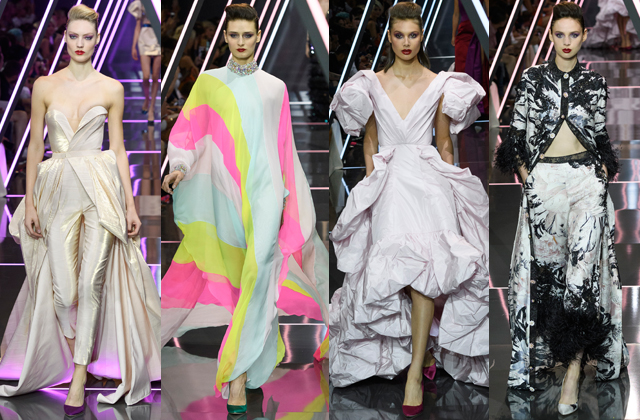 Paris Haute Couture Fashion Week F/W'18: Day two highlights (фото 5)