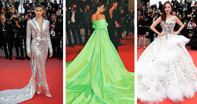 Middle Eastern designers are ruling the Cannes Film Festival red carpet (фото 3)