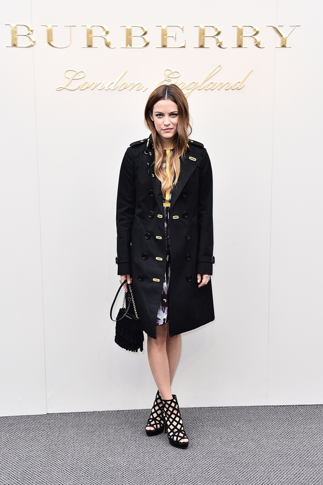 London Fashion Week: Burberry's Fall/Winter '16 guest list