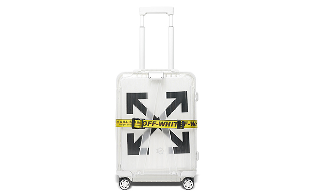 The Off-White x Rimowa collab is back with a new range of stylish luggage (фото 1)