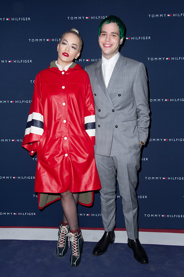 Tommy Hilfiger hosts party to celebrate new Paris flagship store opening (фото 1)