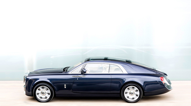 Rolls Royce Sweptail >> Automotive haute couture: Rolls-Royce presents the one-of-a-kind Sweptail   Buro 24/7