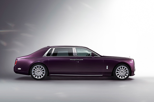 Introducing the new Rolls-Royce Phantom