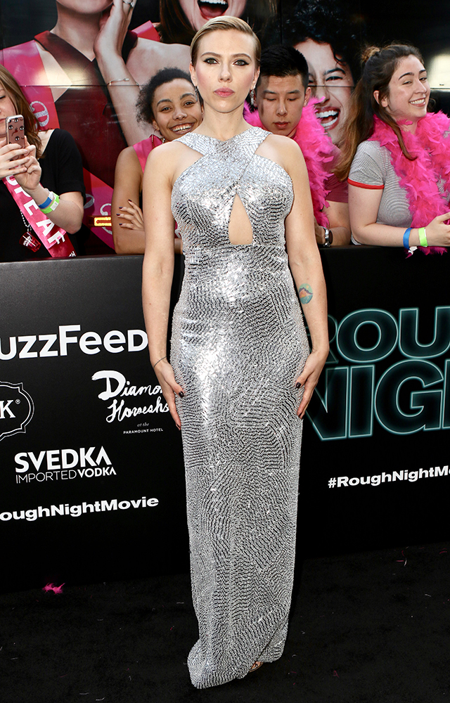 Rough Night premiere