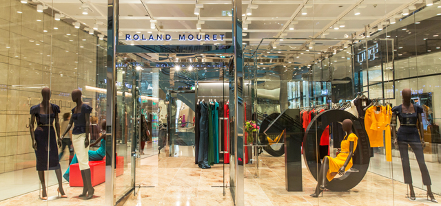 Roland Mouret, The Dubai Mall