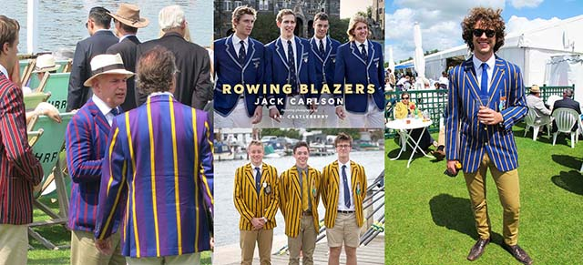 Book of the week: Rowing Blazers by F.E. Castleberry
