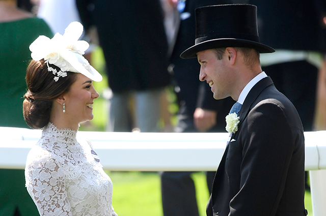 Royal Ascot 2017 British royals