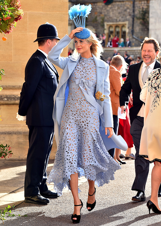 Poppy Delevingne and Charles Delevingne