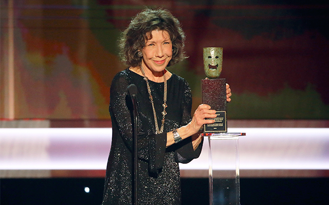 Lily Tomlin, Lifetime Achievement Award