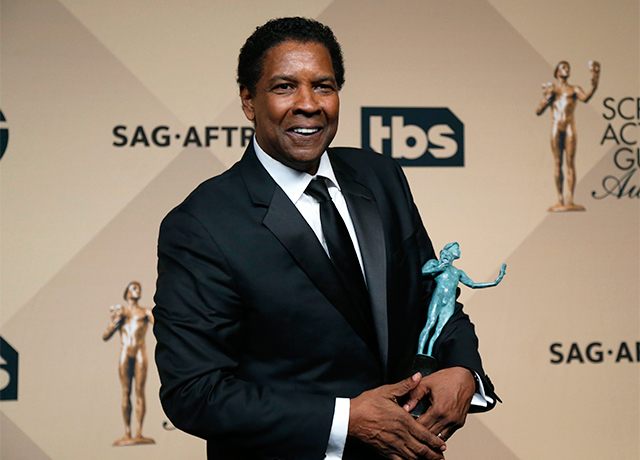 "Denzel Washington, Outstanding Performance by a Male Actor in a Leading Role for ""Fences"""