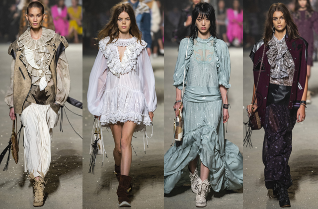 New York Fashion Week S/S'19: Day seven highlights (фото 2)