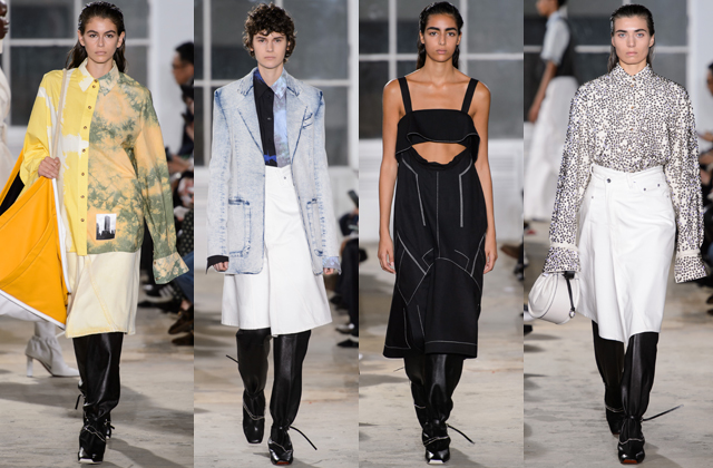 New York Fashion Week S/S'19: Day six highlights (фото 3)