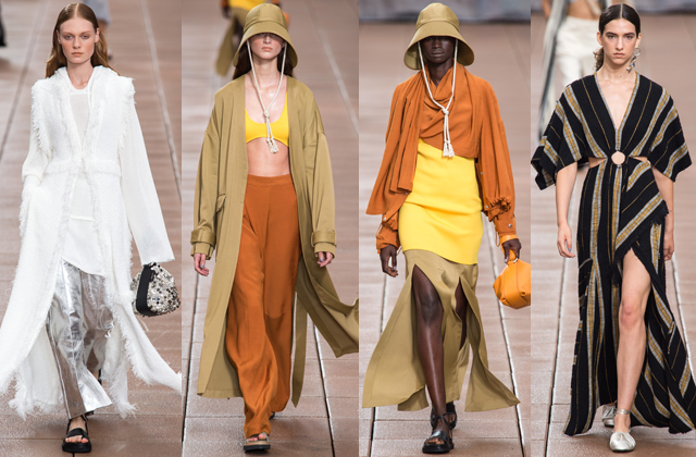 New York Fashion Week S/S'19: Day six highlights (фото 2)