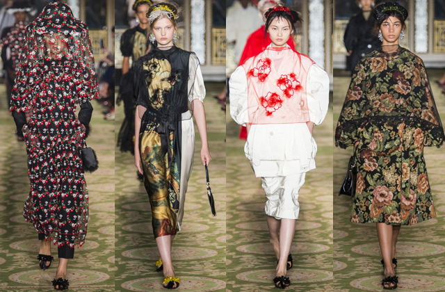 London Fashion Week S/S'19: Day three highlights (фото 6)