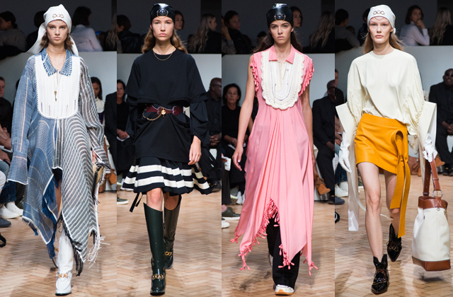 London Fashion Week S/S'19: Weekend highlights (фото 4)