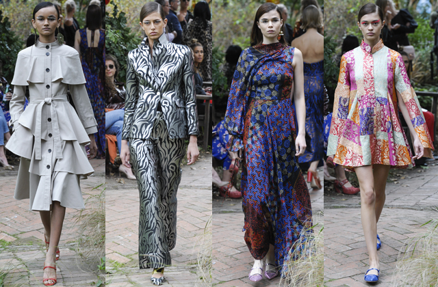 London Fashion Week S/S'19: Weekend highlights (фото 2)