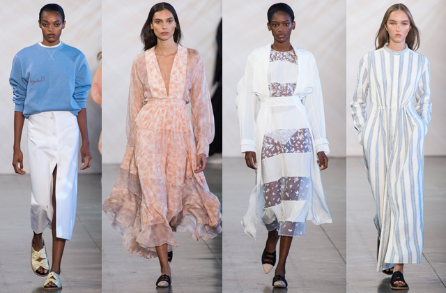 New York Fashion Week S/S'19: Weekend highlights (фото 1)