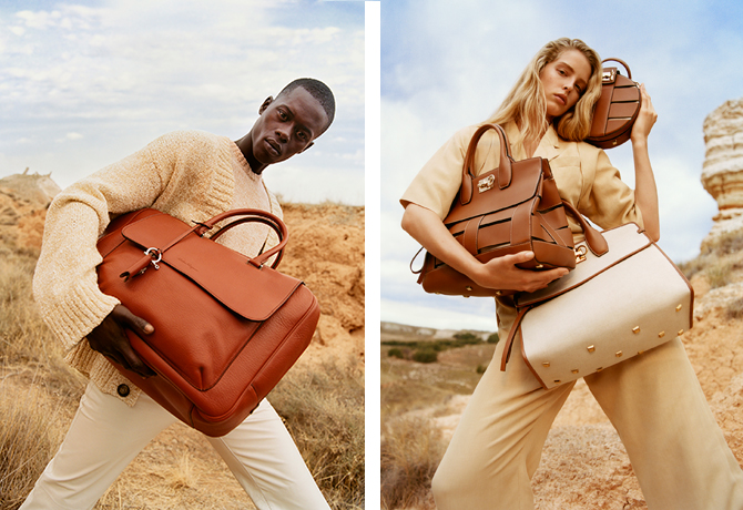We want every single item photographed for Salvatore Ferragamo's new campaign (фото 1)