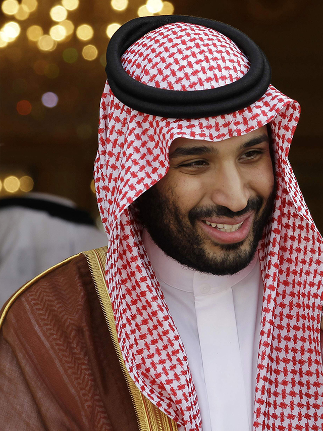 Saudi King Salman announces new heir and next in line to rule
