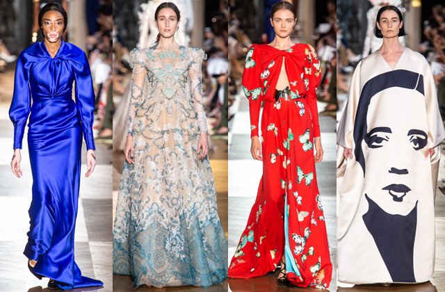Paris Haute Couture Fashion Week F/W'18: Day two highlights (фото 1)