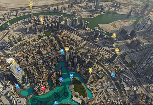 The new digital 360-degree Dubai experience officially launches