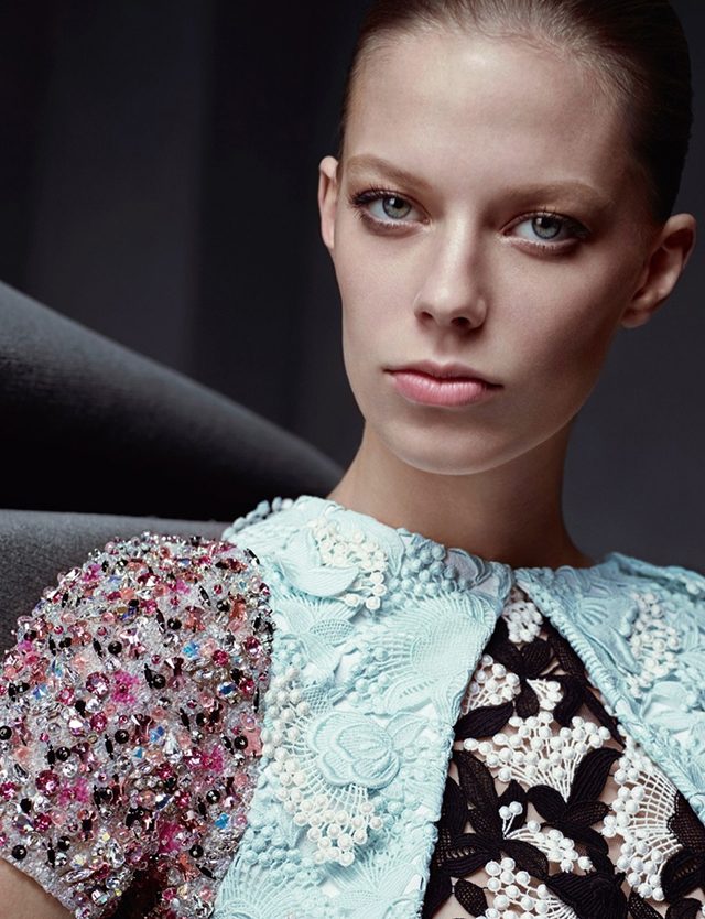 Lexi Boling fronts new shoot for Dior Magazine