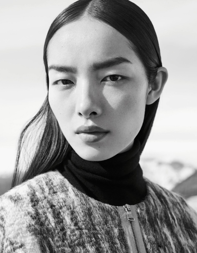Top model Fei Fei Sun stars in the new Cos campaign