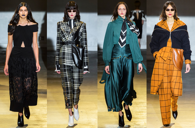 NYFW Fall/Winter 2018: Day 3 Highlights