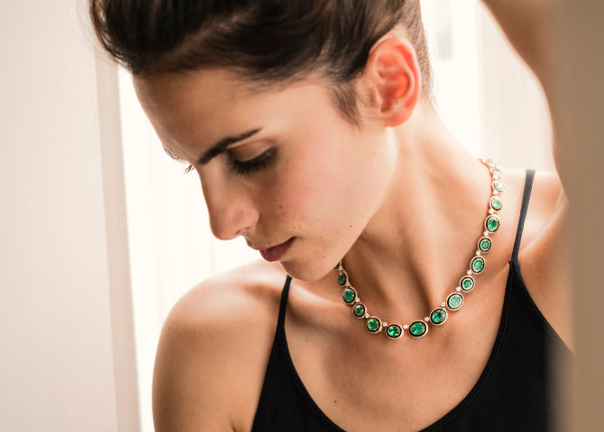 Lebanon's Selim Mouzannar designs jewellery with hope, heritage and optimism (фото 1)