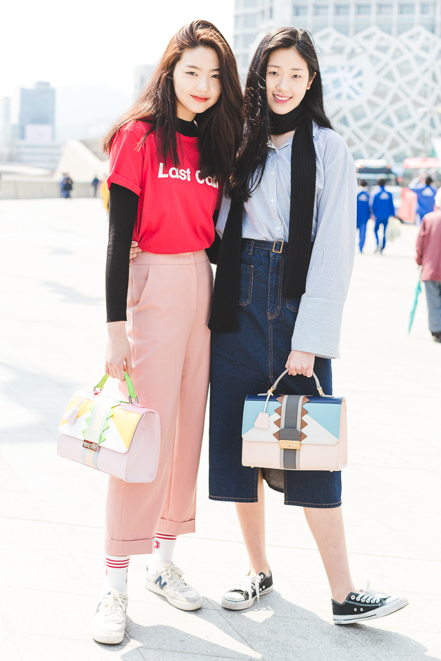 Street Style Seoul Fashion Week Part 3 Buro 24 7