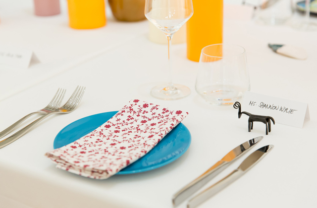 Shannon Wylie Table Setting