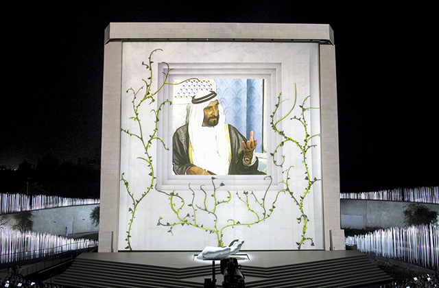 Abu Dhabi unveils a new memorial that honours Sheikh Zayed