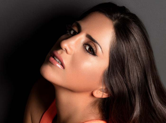 Aiisha Ramadan is the new face of Shiseido Middle East