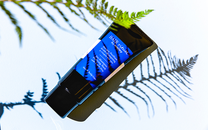 Stay clear of stressed hair with Hair Rituel by Sisley's new Pre-Shampoo Purifying Mask (фото 1)