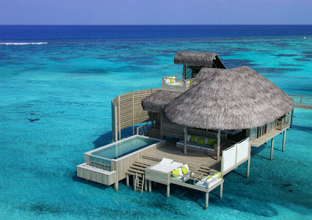 Six Senses Lamuu Maldives