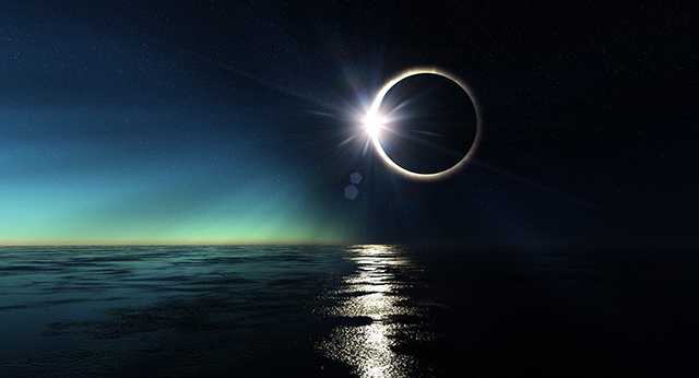 Is There More To The Eclipse Than Meets The Eye?