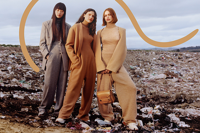 Stella McCartney's Winter '17 campaign