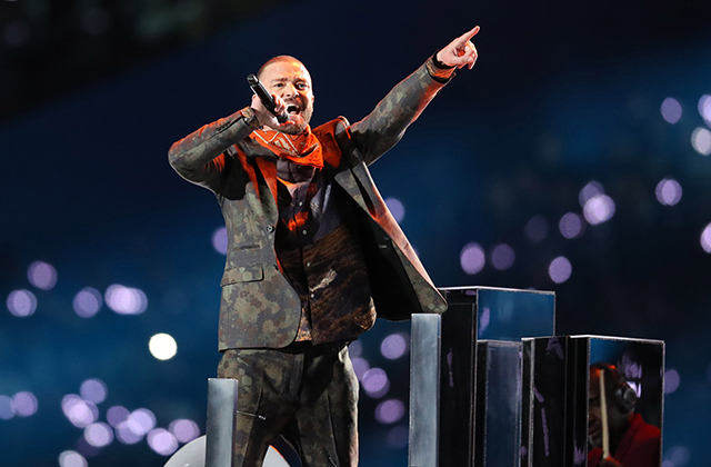 Super Bowl 2018: Justin Timberlake's half-time show (фото 2)