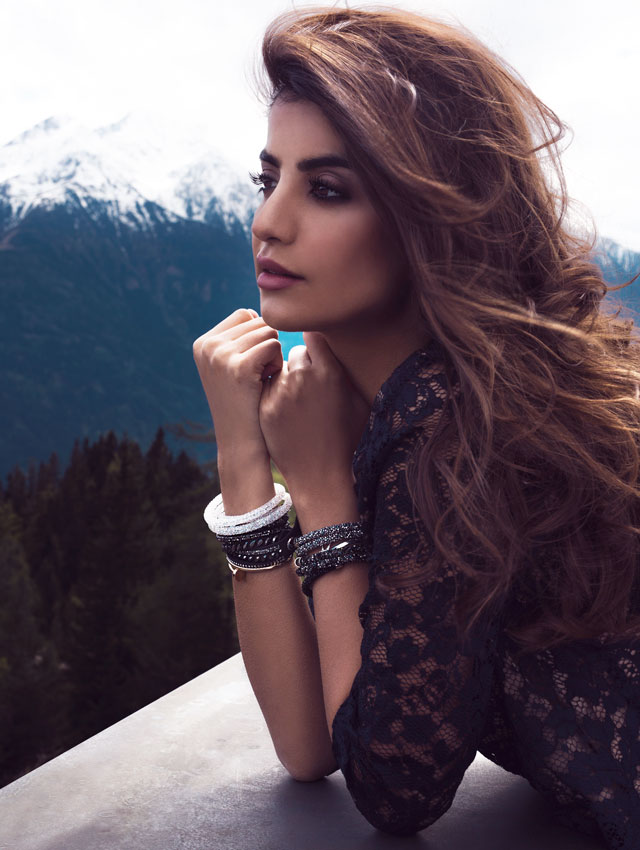 Ola Farahat for Swarovski